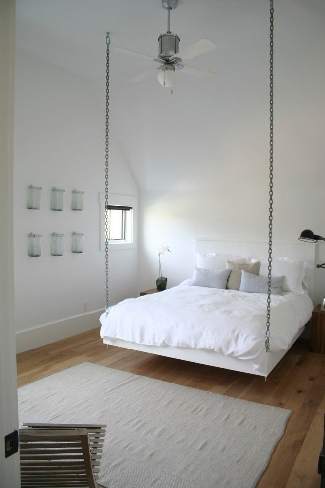 Best 20 Of The Coolest Hanging Beds With Pictures