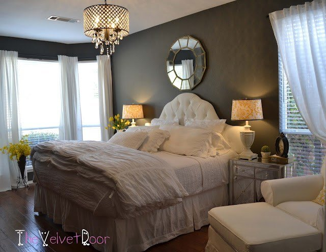 Best Get Inspired 13 Master Bedroom Makeovers How To Nest For Less™ With Pictures