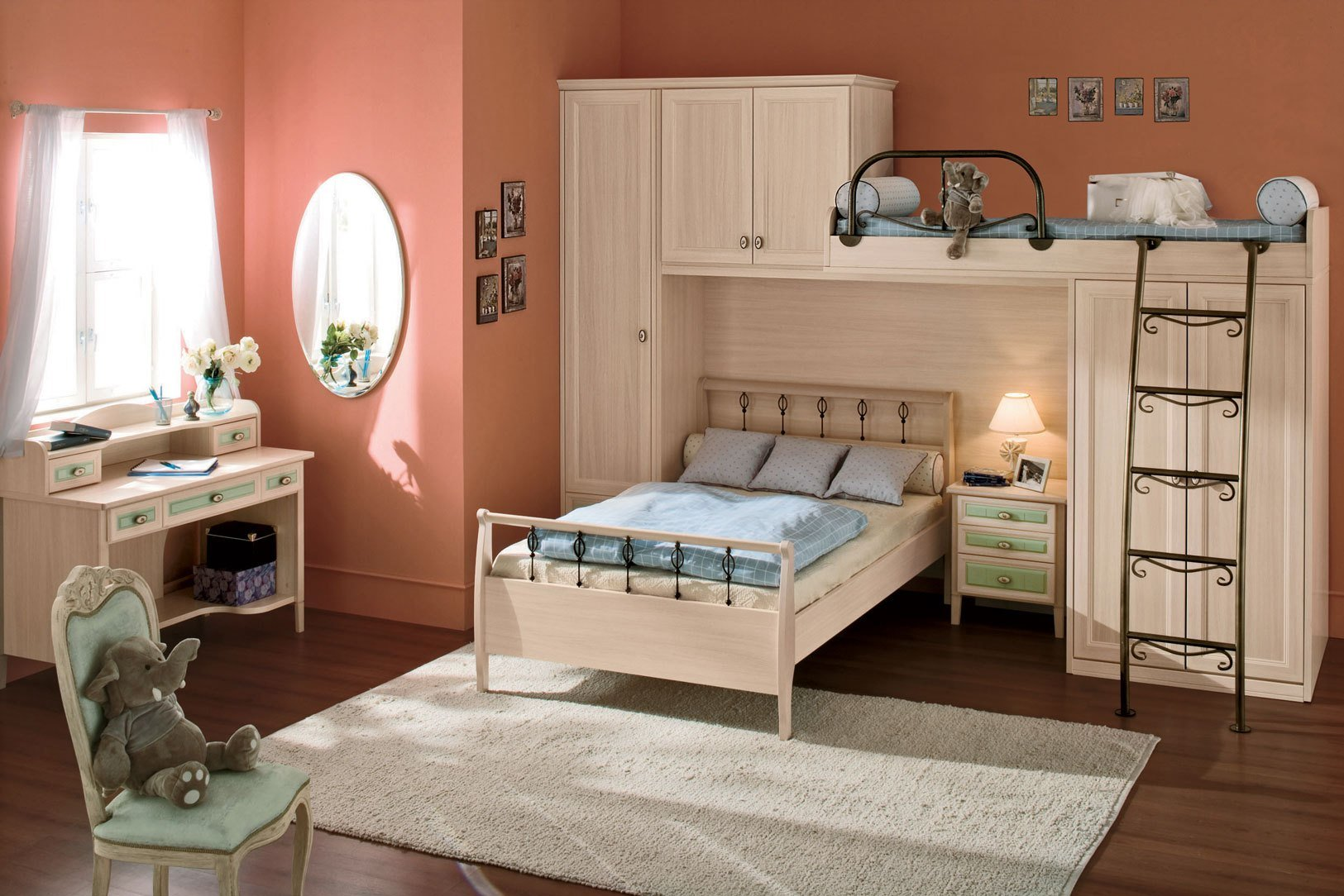 Best Choose Children Bedroom Furniture Through A Right Place With Pictures