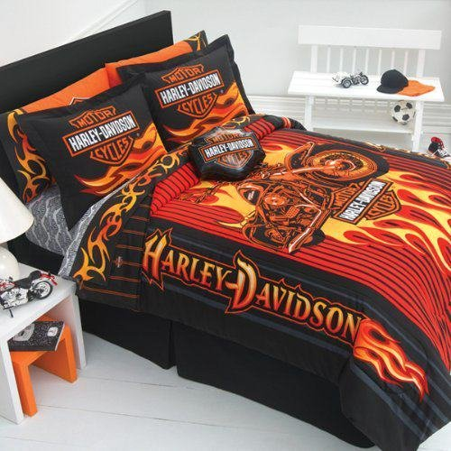 Best Harley Davidson Bedroom Decor With Pictures