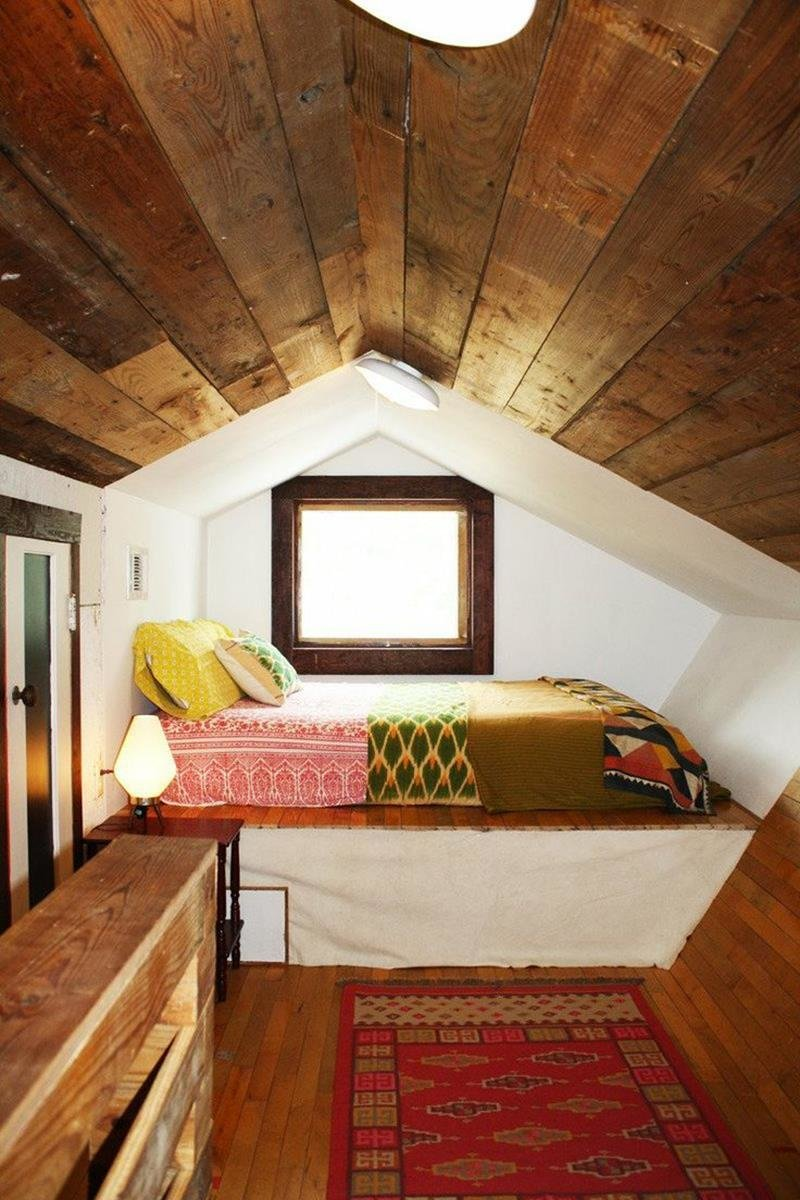 Best 26 Amazing And Inspirational Finished Attic Designs Page With Pictures