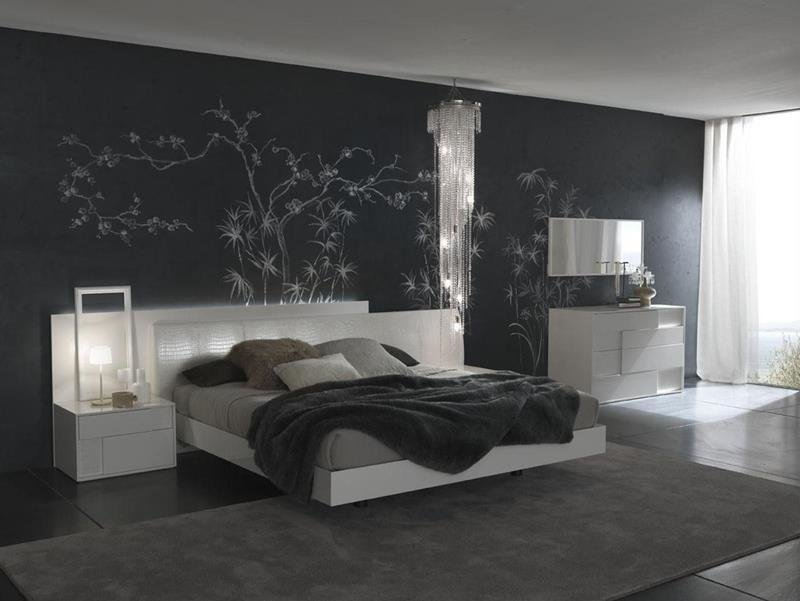 Best 25 Beautiful Bedrooms With Accent Walls Page 2 Of 5 With Pictures