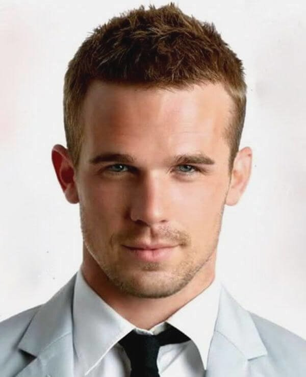 Free Men How Do I Choose A Hairstyle That S Right For Me Wallpaper