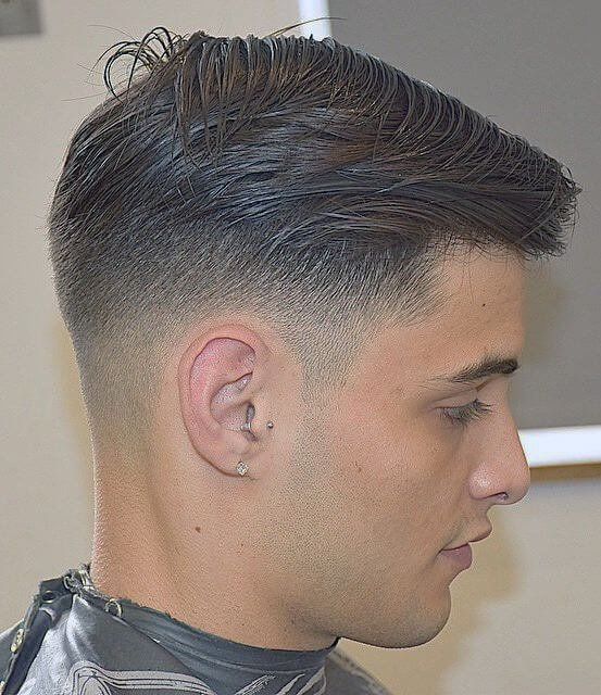 Free Introducing The Taper Fade An Essential For Modern Men S Wallpaper
