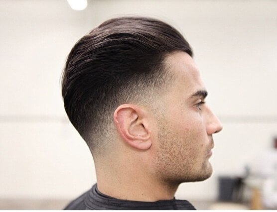 Free Best Hairstyle For Men With A Flat Back Head Wallpaper