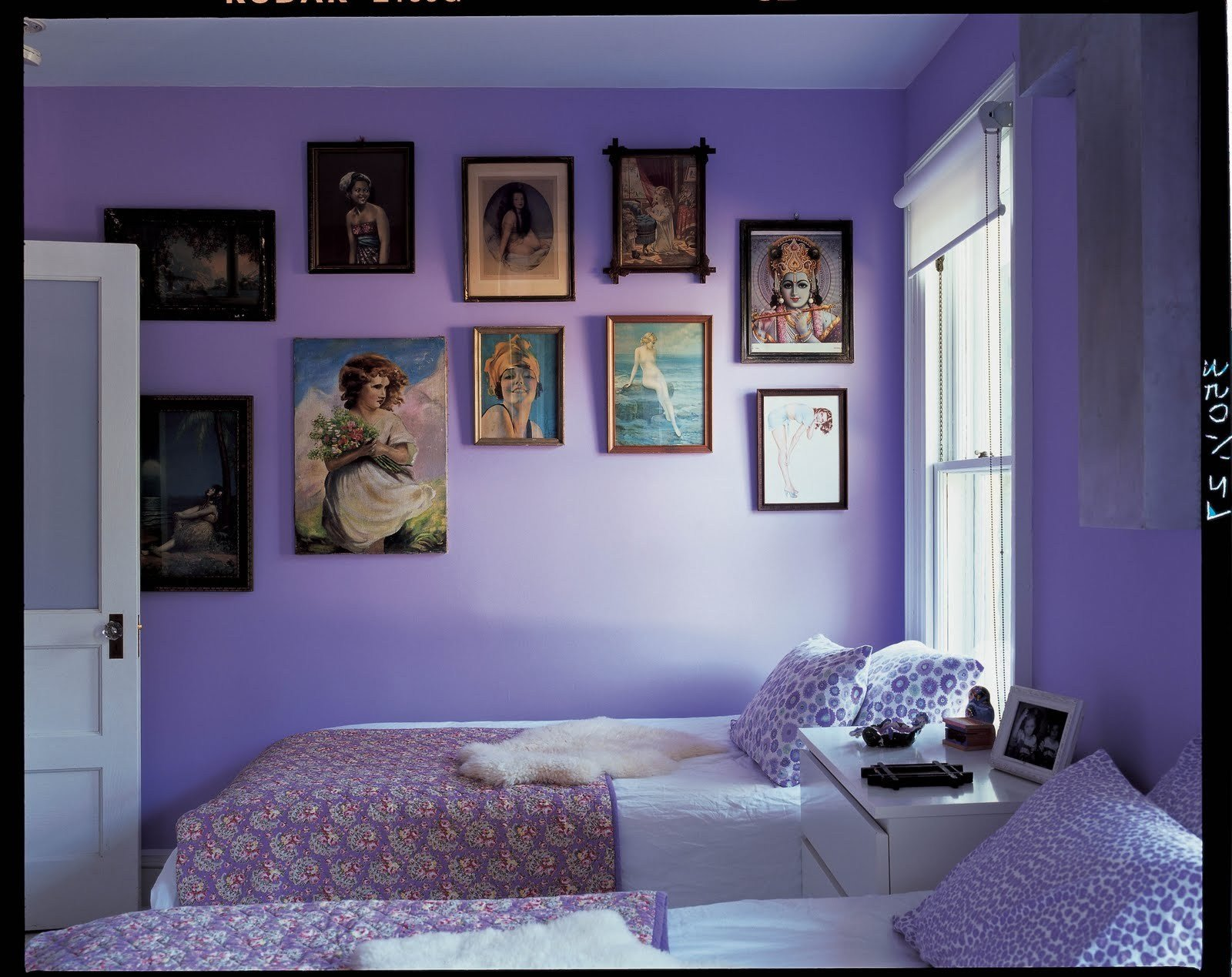 Best Shiny Pink And Purple Bedroom Walls 1024X1024 With Pictures
