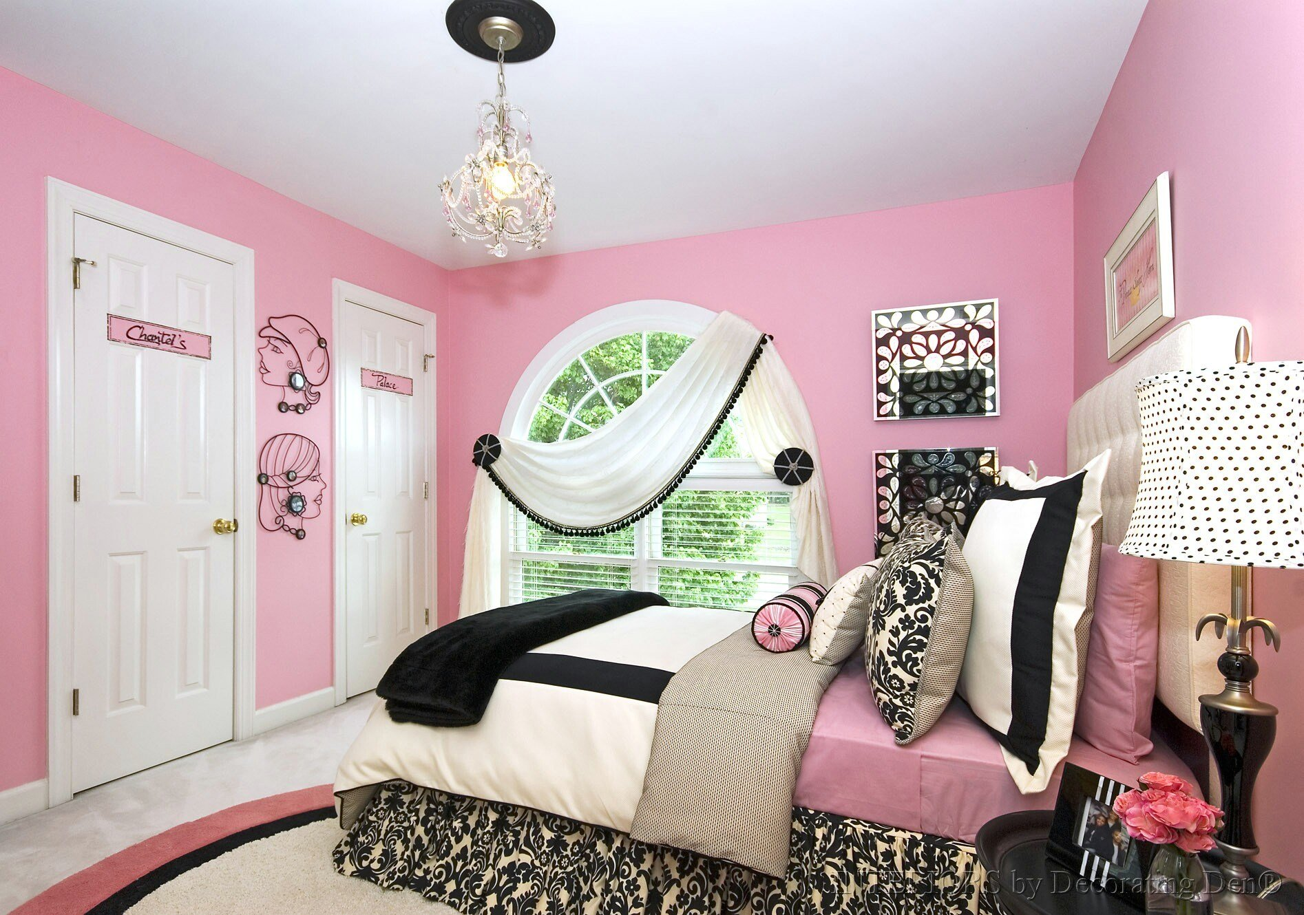 Best A Bedroom Makeover For A T**N Girl's Room Devine Decorating Results For Your Interior With Pictures