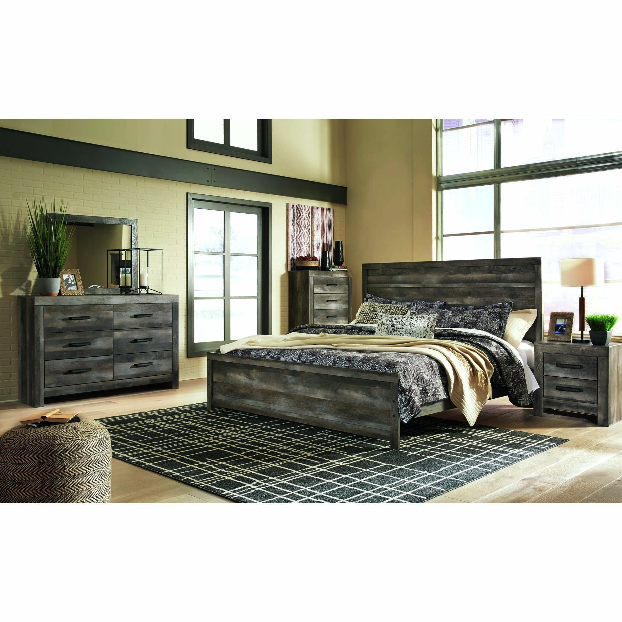 Best Old Fashioned Rustic King Bedroom Set Review Iloss With Pictures