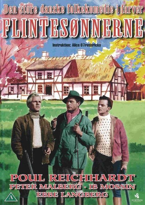 Best The Mooviiiezzzzz Flintesønnerne 1956 Full Movie With Pictures