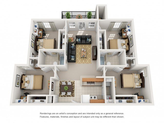 Best Campus Crossings At Star Pass Tucson Az Apartment Finder With Pictures