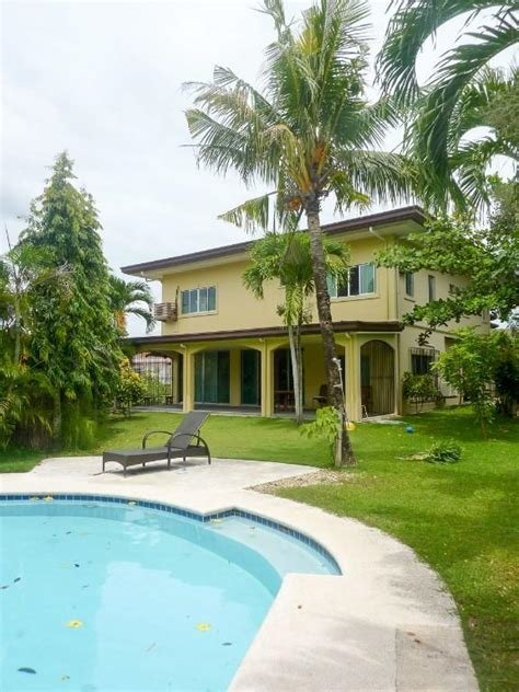 Best 4 Bedroom House With Swimming Pool For Rent In North Town Homes Cebu City With Pictures