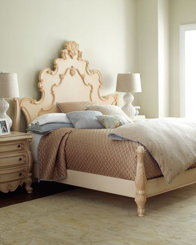 Best Bedroom Furniture King Size Beds Night Stands At Neiman Marcus With Pictures