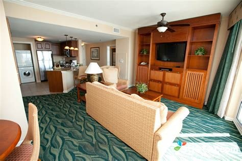 Best The Two Bedroom Oceanfront Villa At The Westgate Myrtle Beach Oceanfront Resort Oyster Com With Pictures