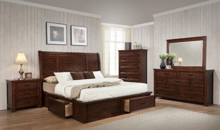 Best Elements International Sully Storage Bedroom Elements With Pictures