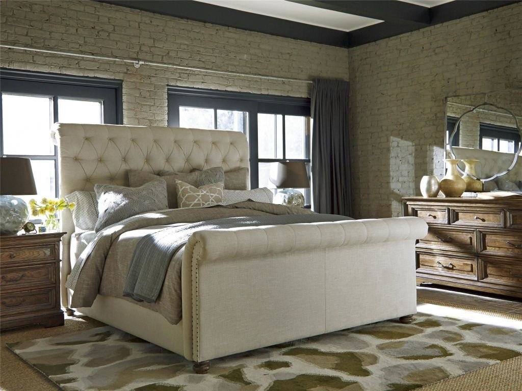 Best Universal Furniture Bedroom The Boho Chic Bed Footboard 6 With Pictures