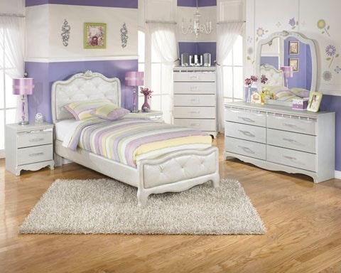 Best Signature Design Youth Bedroom Suite Girls Hansens With Pictures