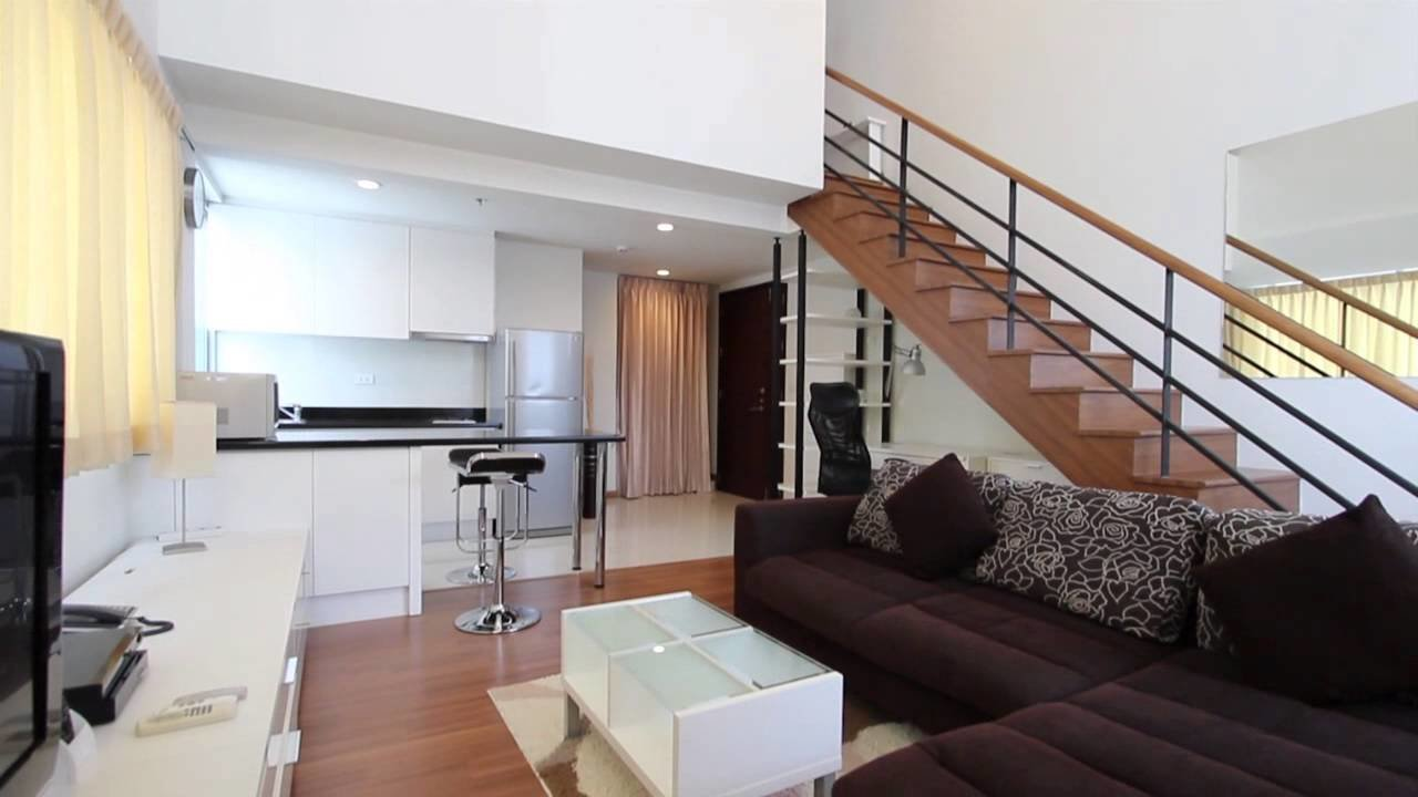 Best 1 Bedroom Duplex Condo For Rent At The Rajdamri S1 060 Youtube With Pictures