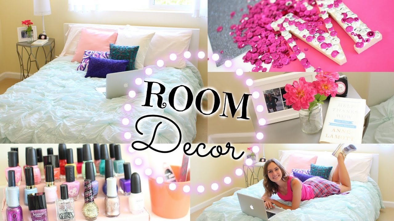 Best Easy Diy Ways To Re Decorate Your Room Youtube With Pictures