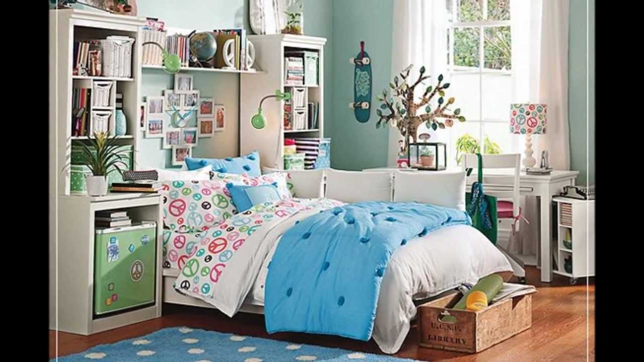 Best T**N Bedroom Ideas Designs For Girls Youtube With Pictures