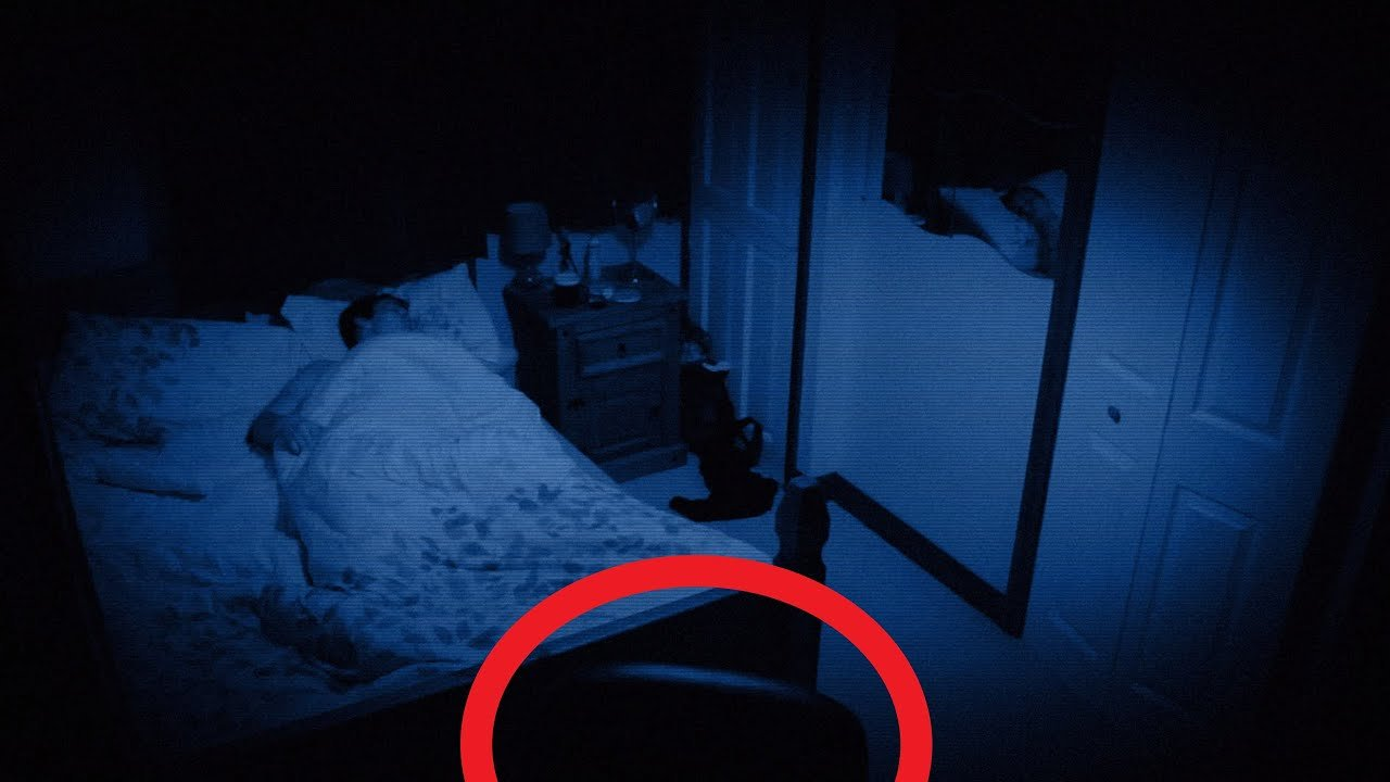 Best Ghost In My Bedroom Real Paranormal Activity Part 23 Youtube With Pictures
