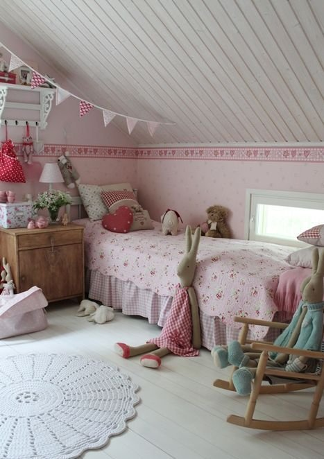 Best 30 Cozy Attic Kids Rooms And Bedrooms Shelterness With Pictures