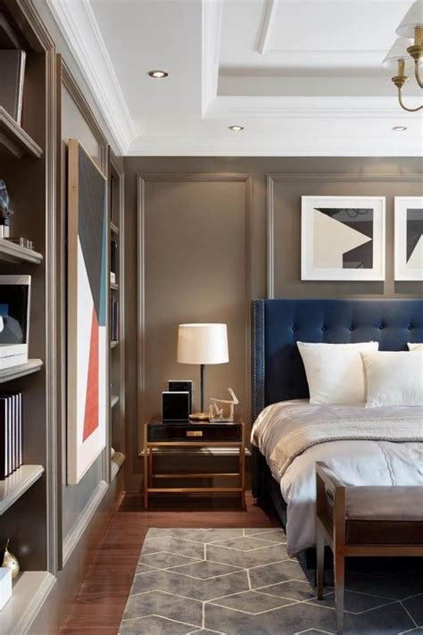 Best Masculine Bedroom Design Ideas With Pictures