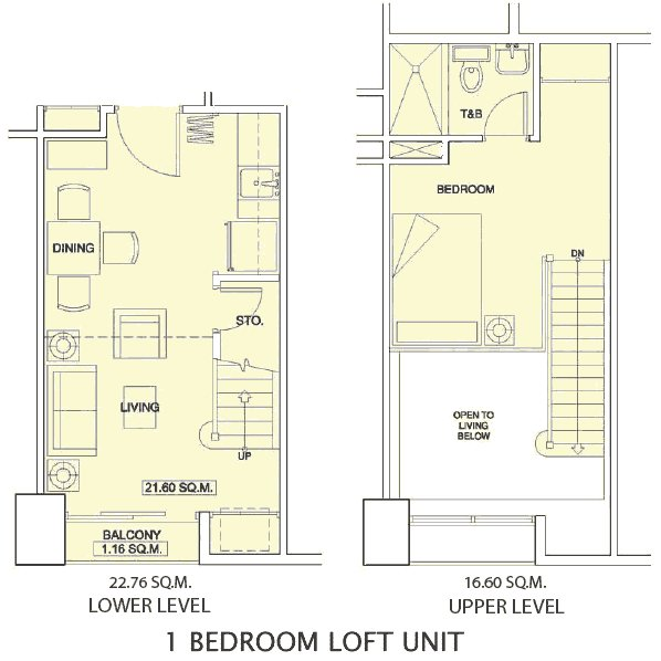 Best One Bedroom With Loft Plans Interior Decorating Las Vegas With Pictures