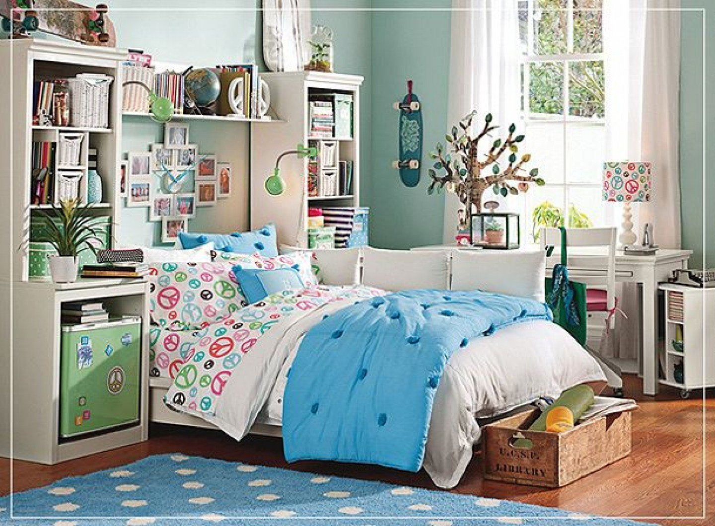 Best Bedroom Ideas For Teenage Girls With Fresh Accents With Pictures