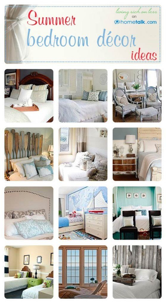 Best Summer Bedroom Decor Ideas Living Rich On Lessliving With Pictures