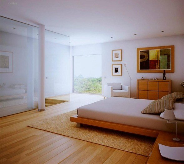 Best Bedroom Flooring Ideas With Pictures