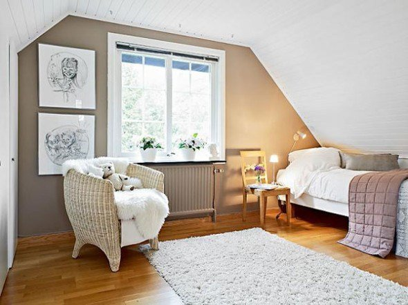 Best Attic Bedroom Ideas With Pictures