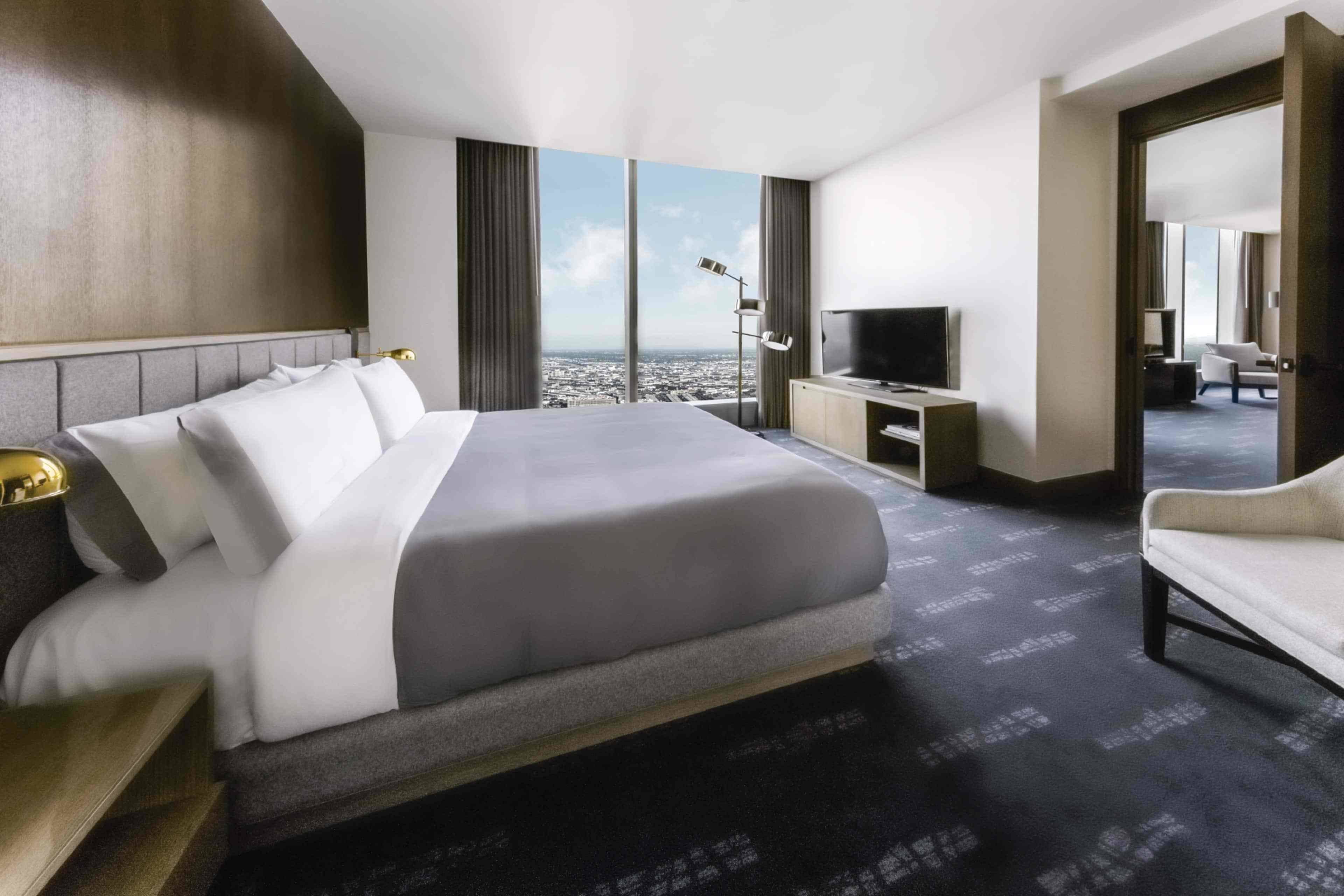 Best One Bedroom Suites In Downtown La Intercontinental Los With Pictures