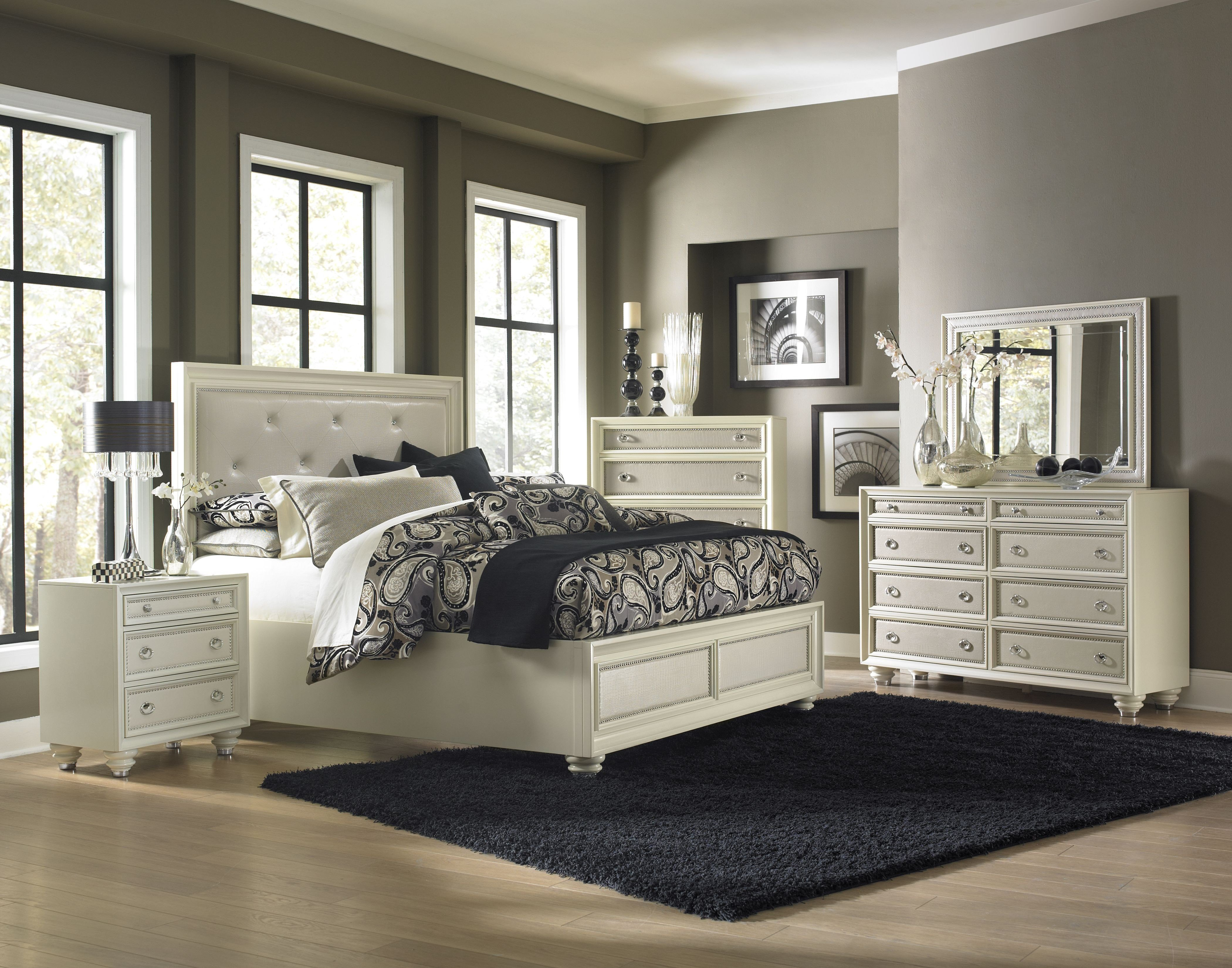 Best Diamond Island Bedroom Set From Magnussen Home B2344 50H With Pictures