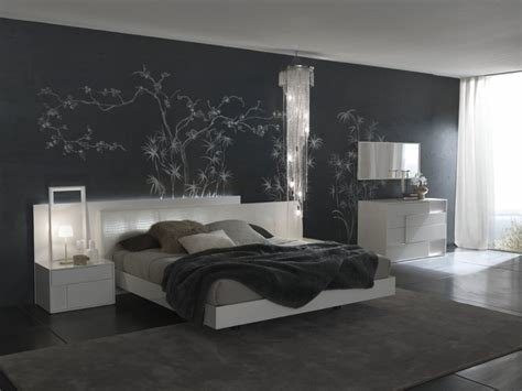 Best Gray Bedroom With Accent Wall The Ultimate Designs With Pictures