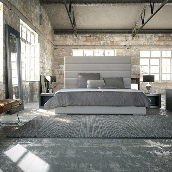 Best 21 Industrial Bedroom Designs Decoholic With Pictures