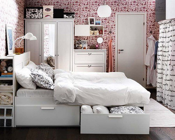 Best 12 Bedroom Storage Ideas To Optimize Your Space Decoholic With Pictures