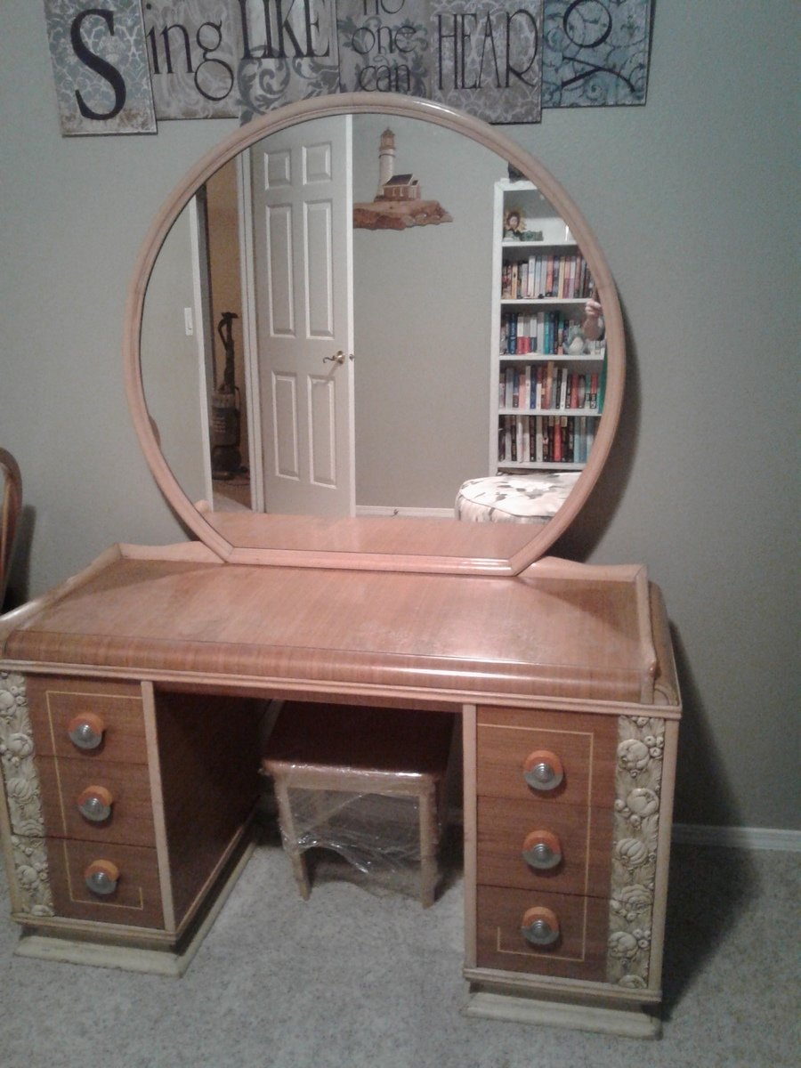 Best Williamsport Furniture Co Vanity Age And Value My With Pictures