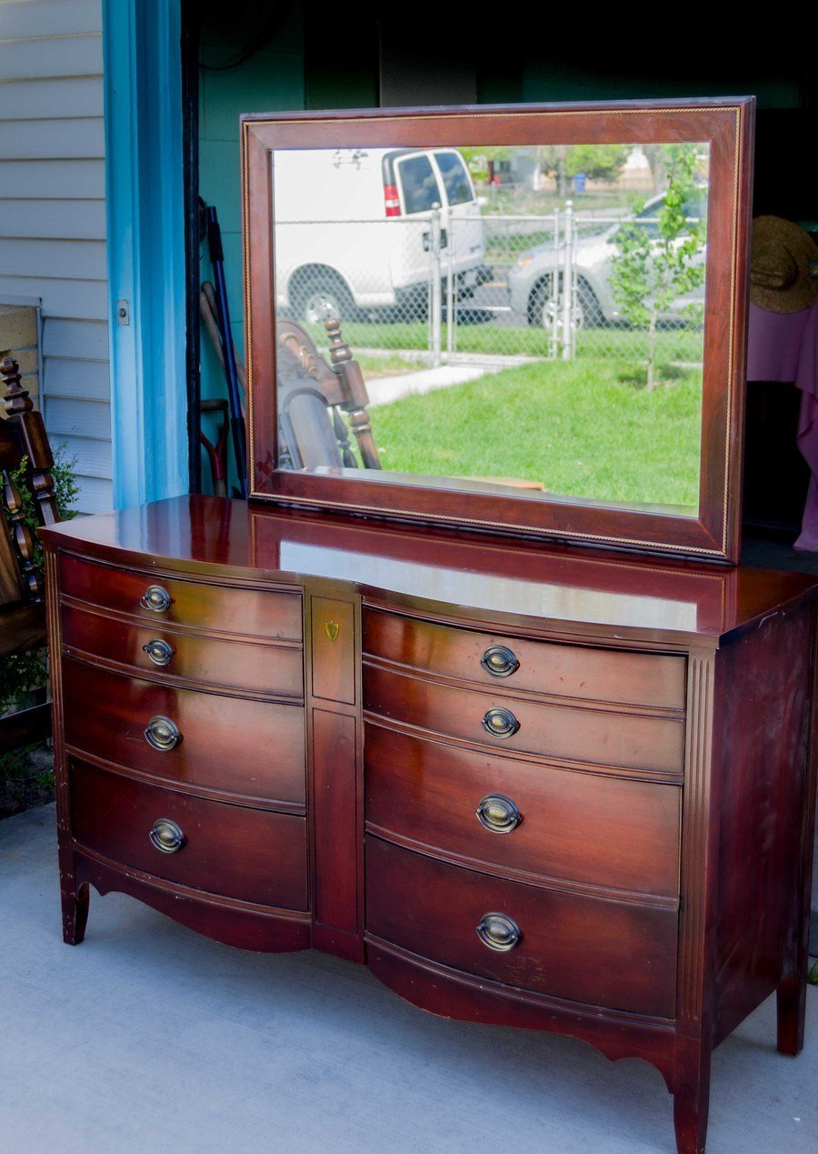 Best Dixie Furniture Bedroom Set My Antique Furniture Collection With Pictures