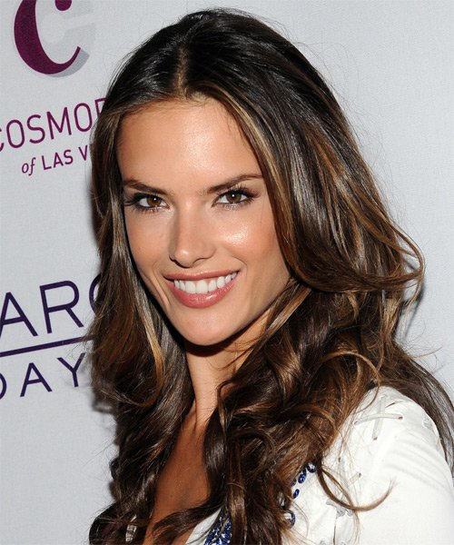 Free Alessandra Ambrosio Hairstyles In 2018 Wallpaper