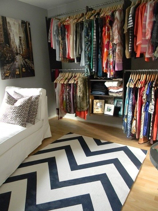 Best Turn A Spare Bedroom Into A Giant Walk In Closet Obsessed With Pictures