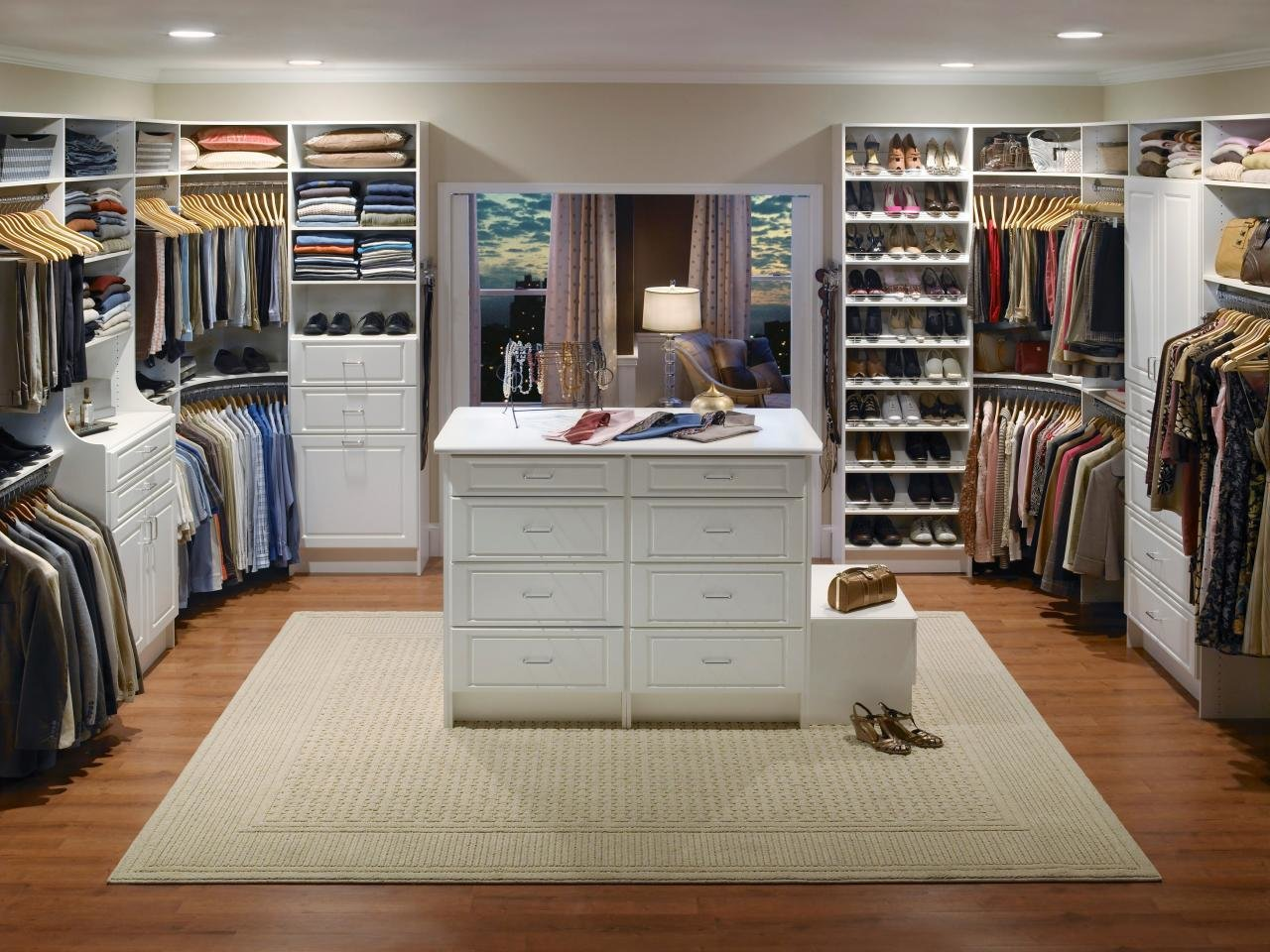 Best Walk In Closet Design Ideas Hgtv With Pictures