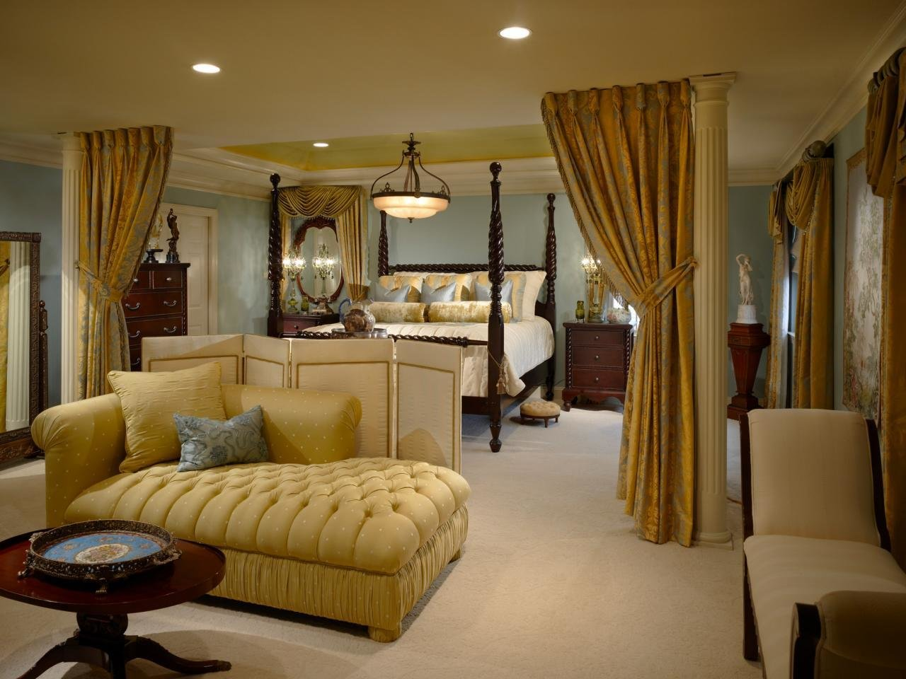 Best Bedroom Ceiling Drapes Pictures Options Tips Ideas Hgtv With Pictures