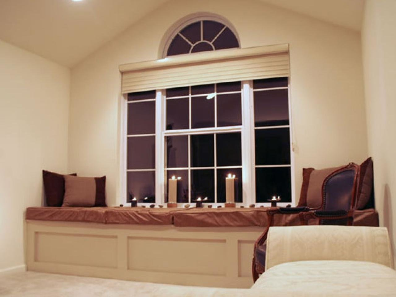 Best Master Bedroom Window Seat Hgtv With Pictures