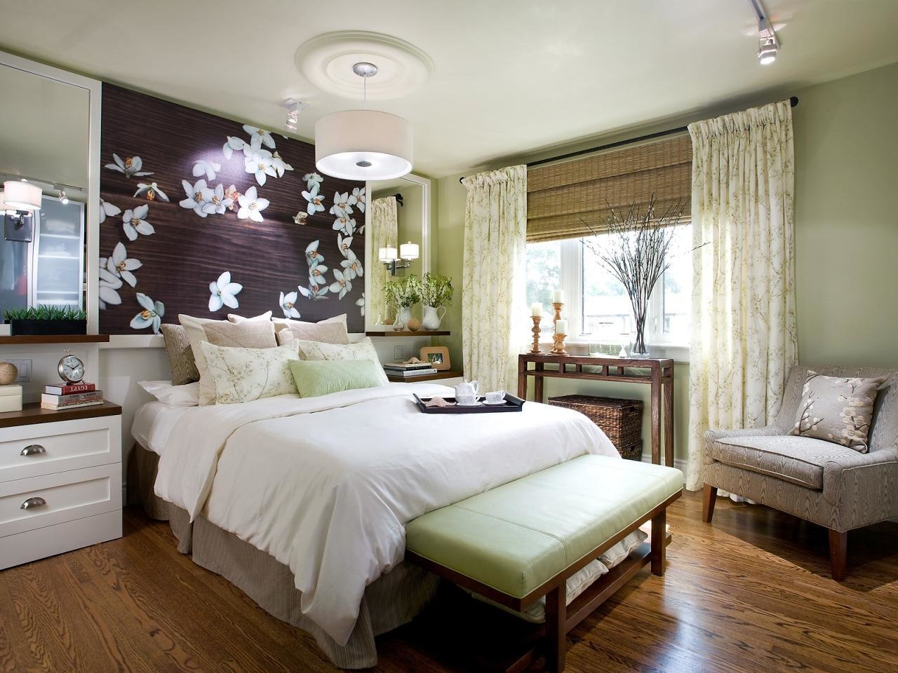 Best A Soothing Bedroom Just In Time For Baby Hgtv With Pictures