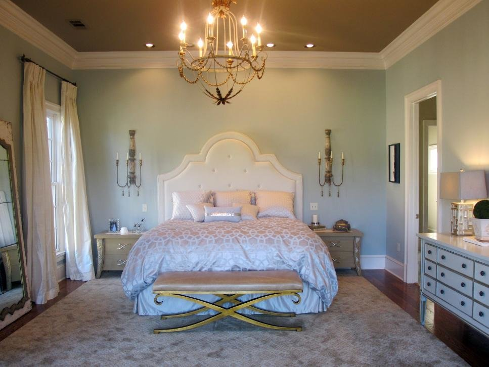 Best 10 Romantic Bedrooms We Love Hgtv With Pictures