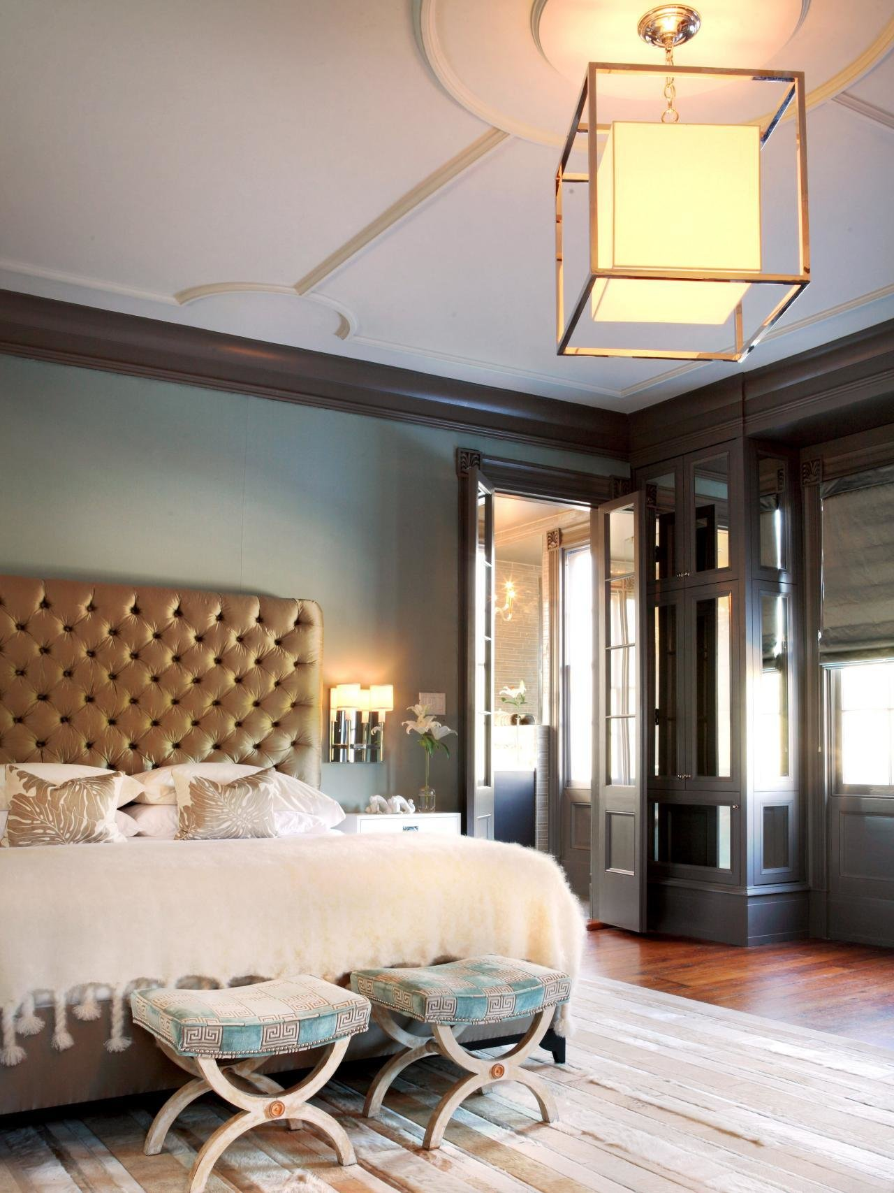 Best Romantic Bedroom Lighting Hgtv With Pictures