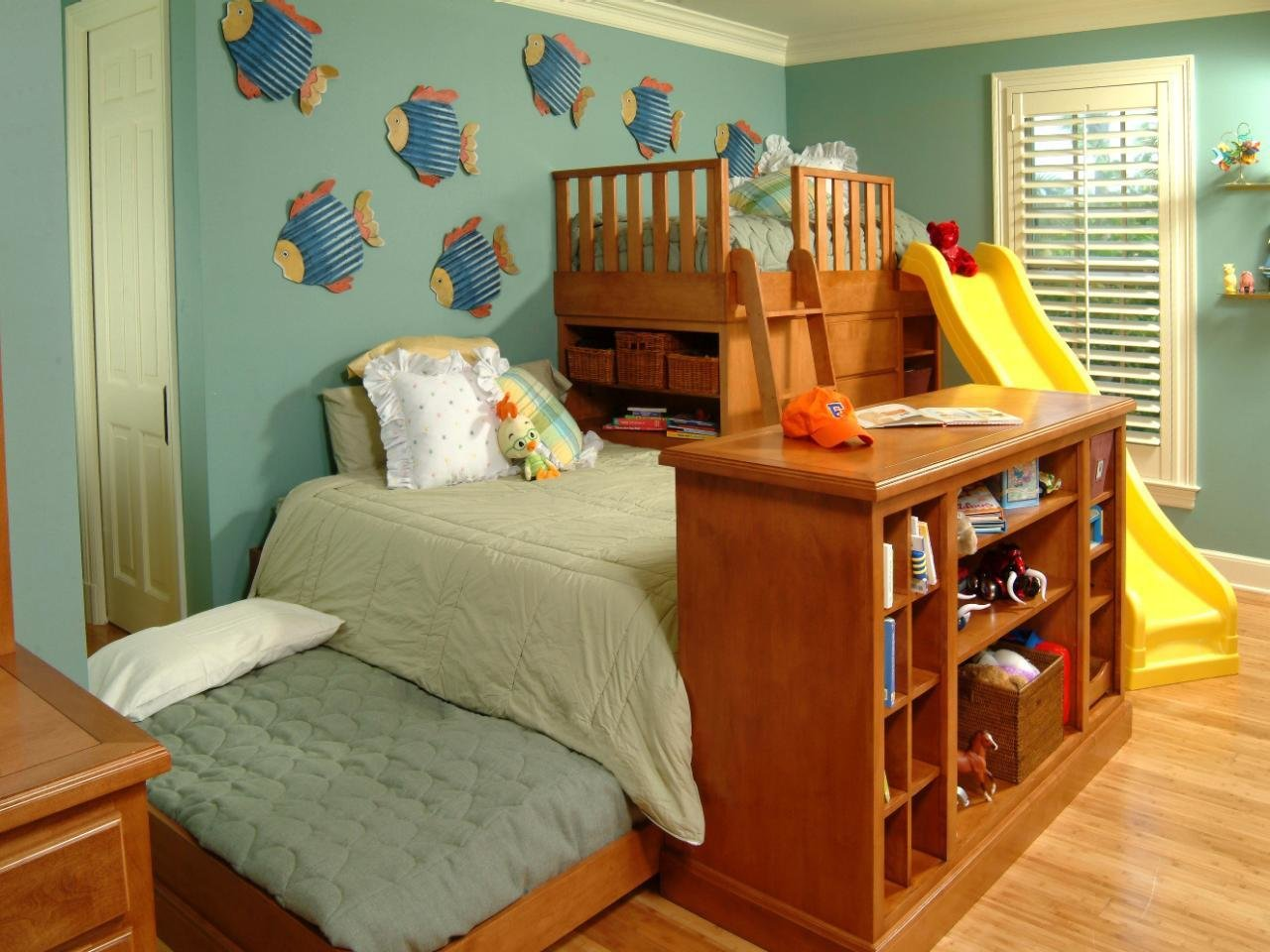 Best Kids Rooms Storage Solutions Hgtv With Pictures