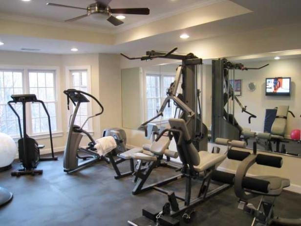 Best Manly Home Gyms Hgtv With Pictures