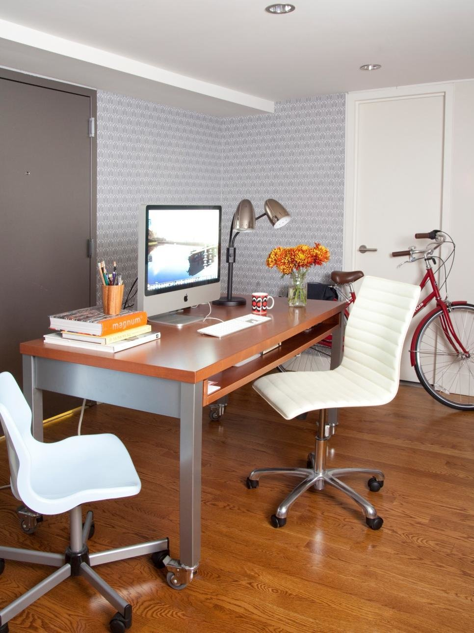 Best Small Home Office Ideas Hgtv With Pictures