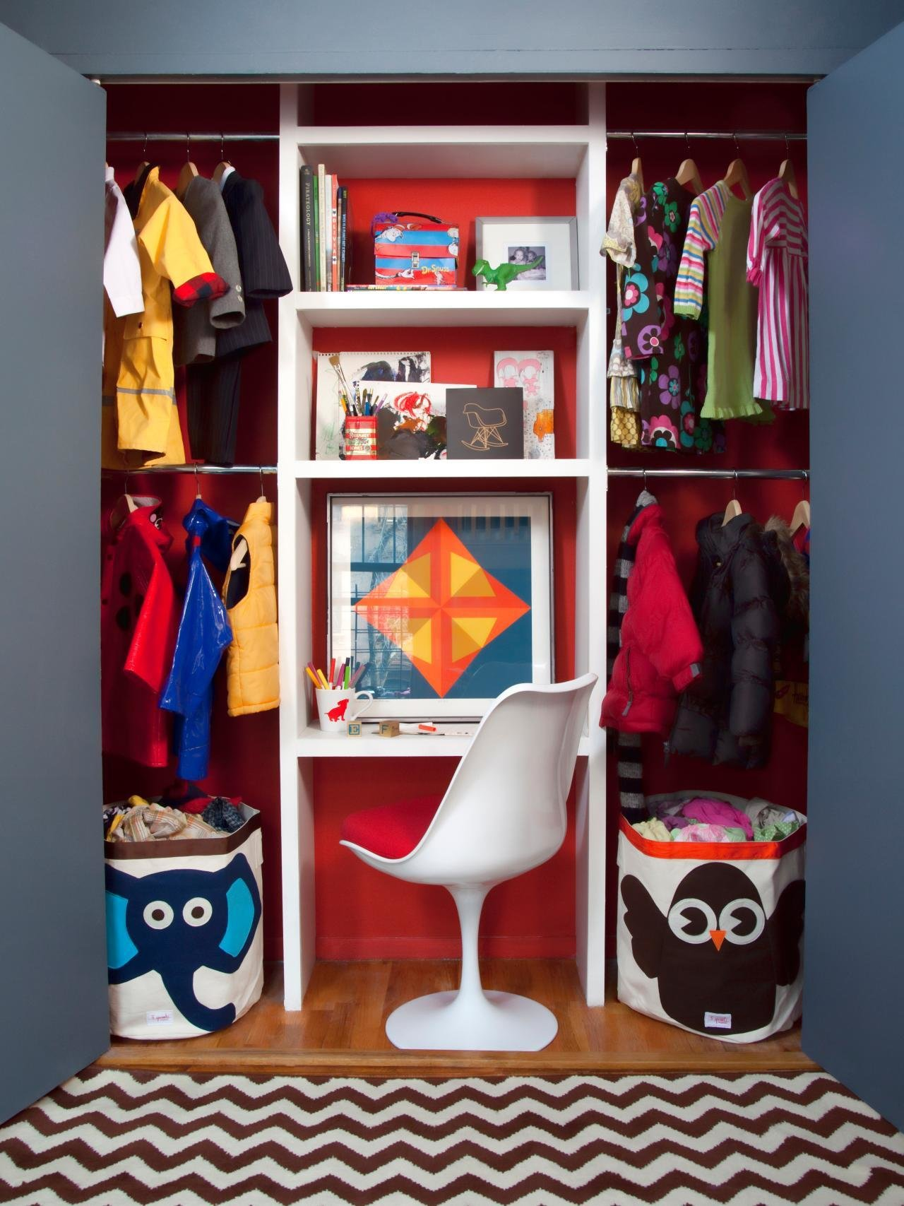 Best Organizing Tips For Filers And Pilers Hgtv With Pictures